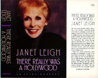 Janet Leigh- Book Jacket