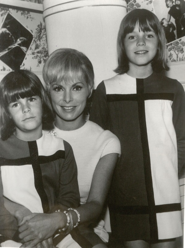 Janet Leigh- With Children