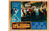 Janet Leigh- Two Tickets to Broadway